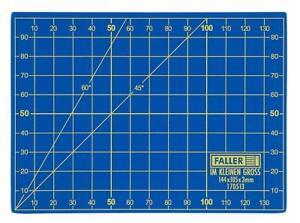 FALLER-170513-Cutting-Mat-A6-New-Original-Packaging