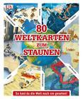 80 Weltkarten zum Staunen (2013, Gebundene Ausgabe)