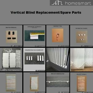 VERTICAL-ROLLER-BLIND-SPARE-PARTS-WEIGHTS-CHAIN-HANGERS-amp-LOTS-MORE