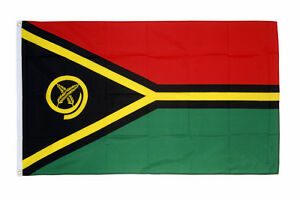 Vanuatu-Flag-3-x-2-FT-100-Polyester-With-Eyelets-National-Country