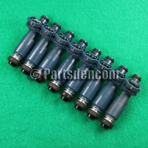 8-FUEL-INJECTORS-FITS-TOYOTA-LANDCRUISER-UZJ100-2UZFE-4-7L-V8-1998-2005-INJECTOR