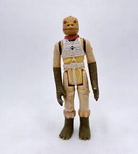 Vintage Star Wars Bossk Action Figure 1980 Original Kenner