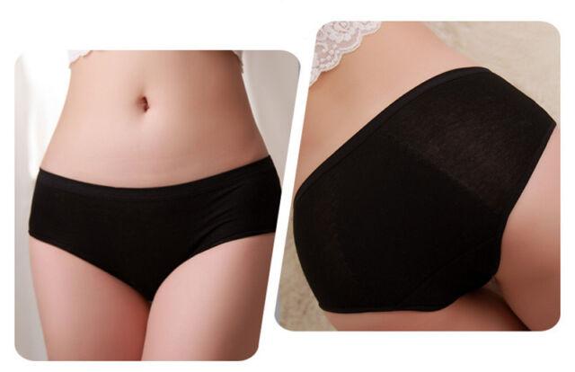 Women Menstrual Period Physiological Leakproof Panties Briefs Underwear Pant