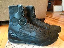 Nike Kobe IX Elite FTB Fade To Black Anthracite 869455 002 Size 13 DS NEW