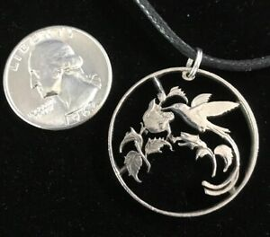 Hummingbird-Cut-Coin-Jamaica-Quarter-Jewelry-Pendant-by-Andy-Garon-the-Coinmon