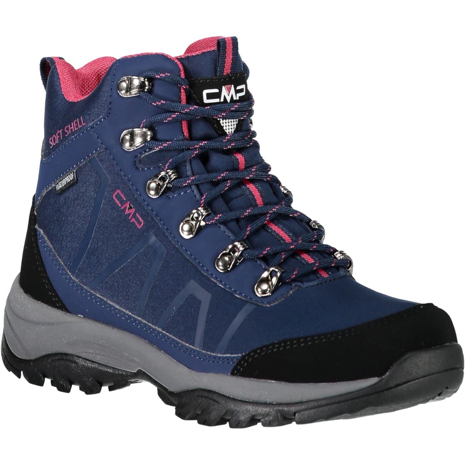 CMP Trekking shoes Outdoorschuh Soft Naos Women's Trekking shoes Wp blue