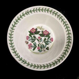 Beautiful-Portmeirion-Botanic-Garden-Rhododendron-Rim-Cereal-Bowl