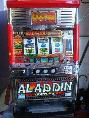 Pachislo Slot Machine Convert Quarters