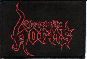 Gospel-Of-The-Horns-Logo-Patch-Portal-Vomitor-Destroyer-666-Bestial-Warlust-GOTH