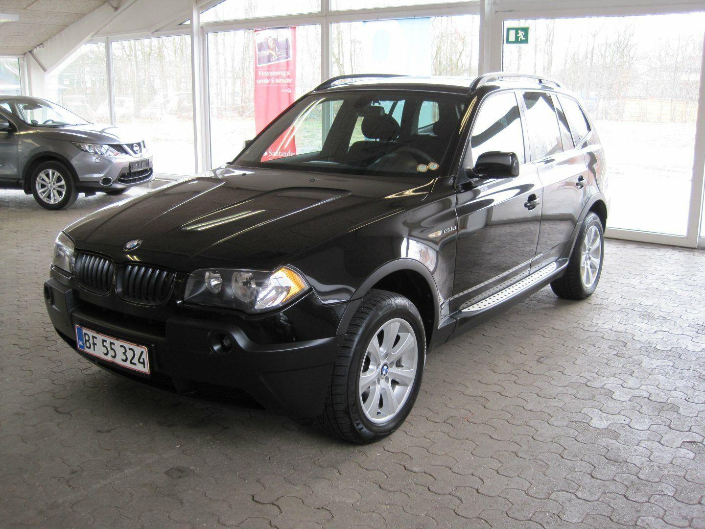 BMW X3 2,0 D 5d