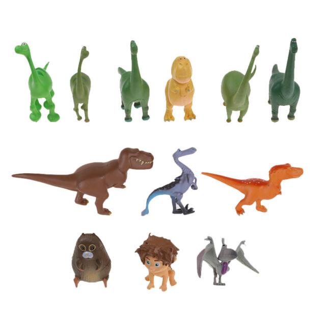 the good dinosaur arlo spot budda ramsey 12 pcs action figures dolls