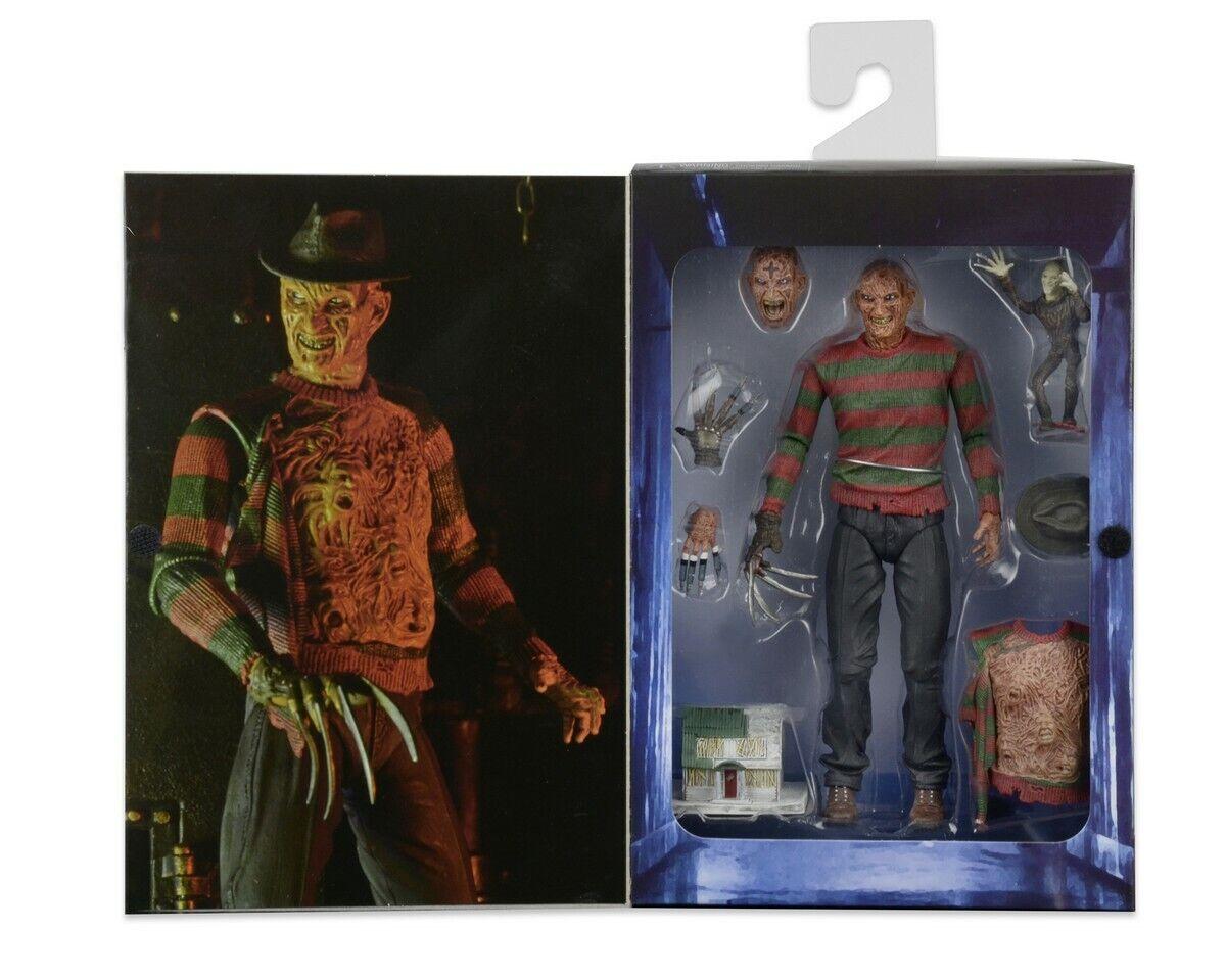 Frojody Kruger Una pesadilla en Elm Street Dream Warrior Ultimate 18cm Figura Neca