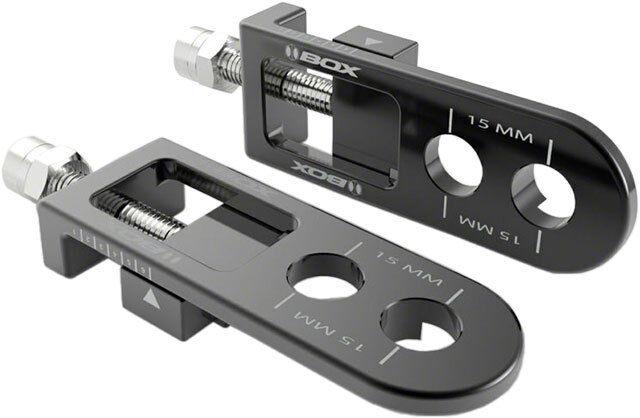 Box Componenti Limita Catena Tensionatori per 3810mm Axles Nero