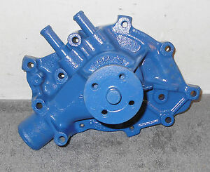 Details about 1968 1969 Ford Mustang GT Shelby Torino Cougar Xr7 ORIG 289  302 351W WATER PUMP