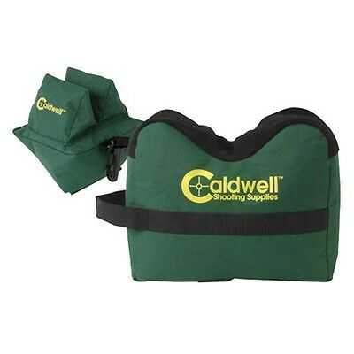 Caldwell Deadshot Unfilled Shooting Rest Bags Includes Front and Rear 248-885