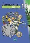 Demokratie heute 3. Schülerband. Hessen von Nicole Sauer, Heinz-Ulrich Wolf und Hartmut Sperling (2005, Taschenbuch)