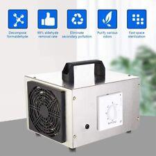 10000mgh Portable Ozone Generator Ozone Machine Household Home Air Purifier Us