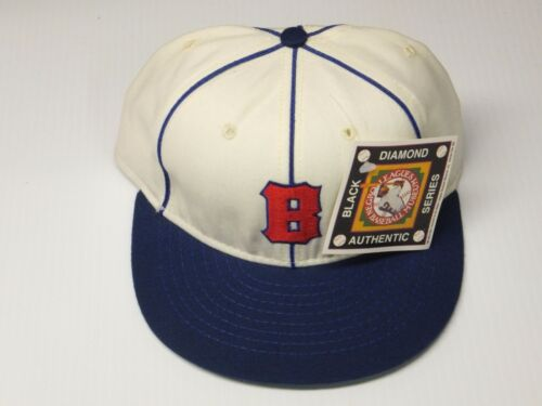 25ce50634d9 3 of 7 Size 7 1 2 Baltimore Elite Giants 1939 Negro League Museum Replica  Baseball Hat