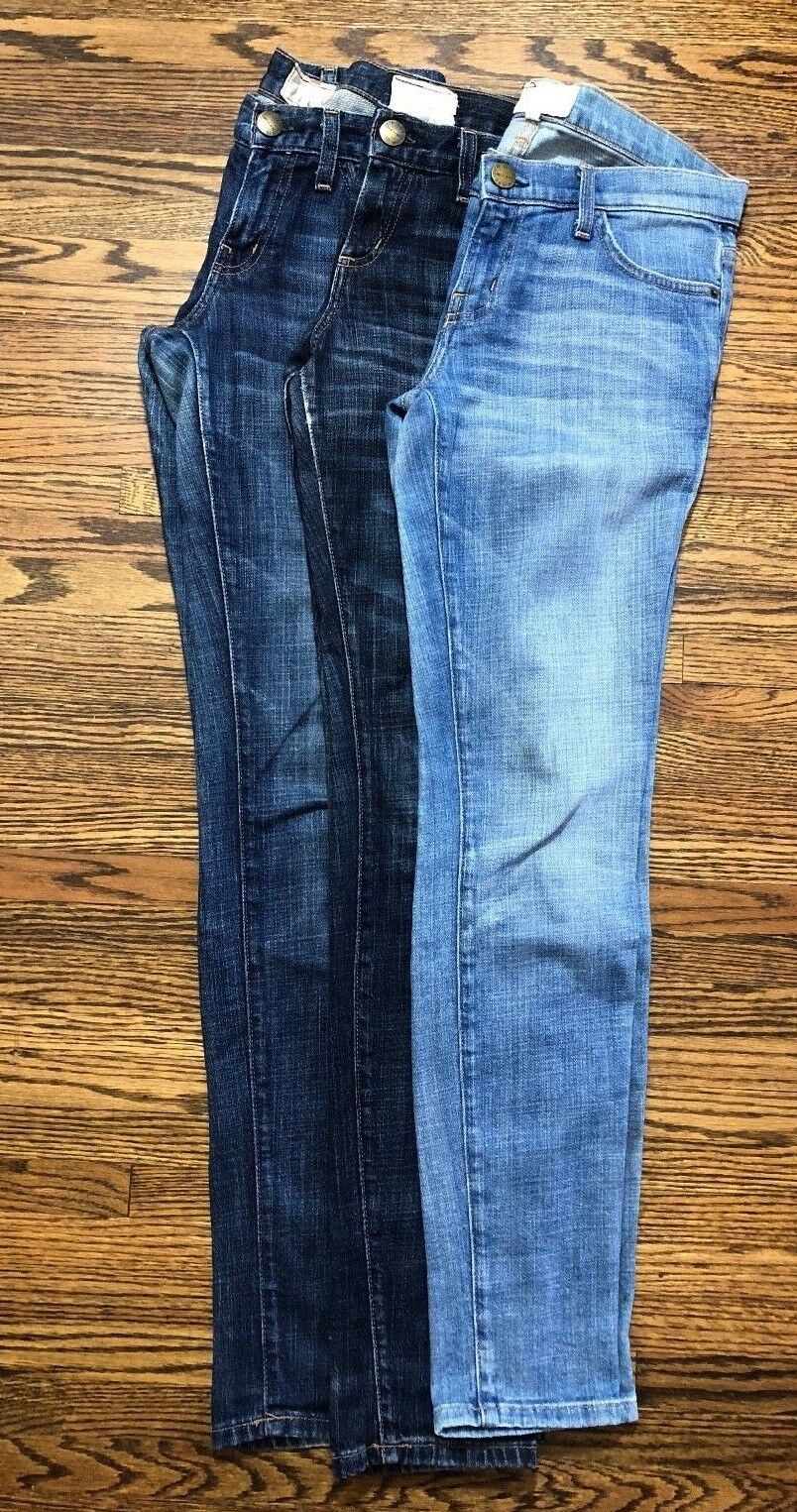 Current Elliott Lot of 3 Jeans Size 27 Skinny Jean