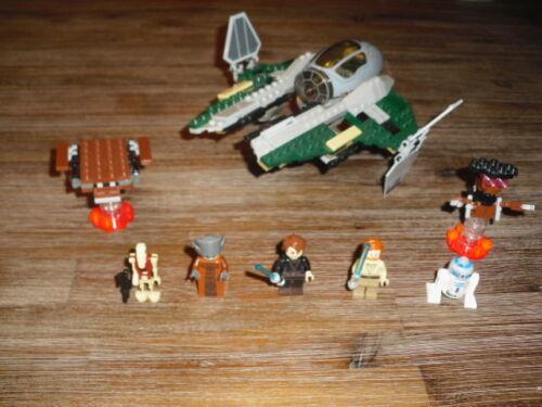 Lego Star Wars Anikans Jedi Interceptor 9494 Baukästen & Konstruktion