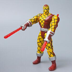 1994-ToyBiz-Spider-Man-SHOCKER-Action-Figure-Clean-Complete-Free-Shipping