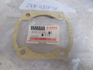 NOS OEM Yamaha Cylinder Gasket 1970-1979 R5 DS7 RD400 278-11351-01
