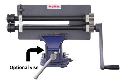 KAKA 300mm Sheet Metal Fabrication Bead Roller Kit /& Forming Mandrels RM-12