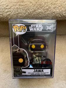 Funko-POP-Star-Wars-342-Futura-Jawa-w-Protective-Hardcase