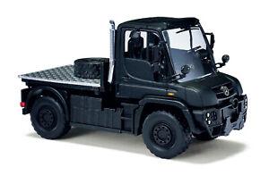 Busch-50929-Unimog-U-430-Black-Edition-H0