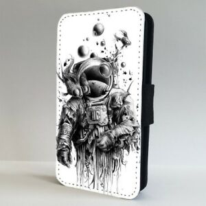Details about Astronaut Diver Space Art FLIP PHONE CASE COVER for IPHONE  SAMSUNG