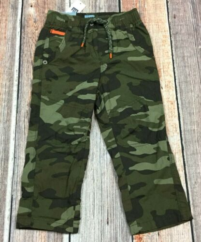 Nwt Baby Gap Boys 18-24 Months Camouflage Pants With Soft Inner Lining