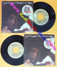 LP 45 7'' CAROL DOUGLAS Midnight love affair 1976 italy RCA VICTOR no cd mc dvd*