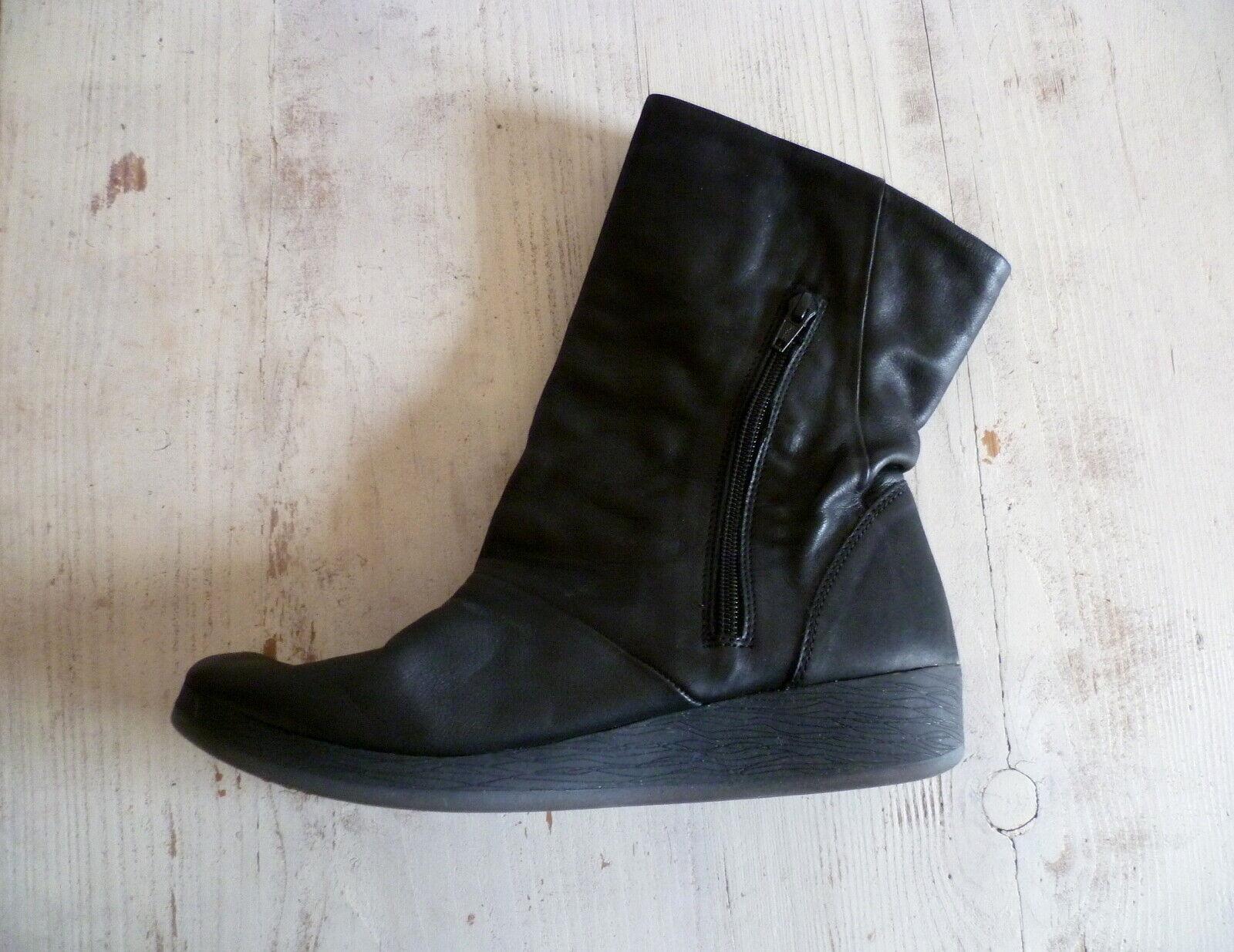 Softinos Softinos Softinos Stiefel aus weichem Leder, sehr bequem, Größe 41 (fällt aus wie 40)   e614fc