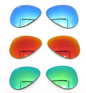 9a2a72c0ac RAY BAN REPLACEMENT LENSES AVIATOR 3025 112 Mirror  Buyer Picks Size ...