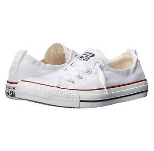 7bb4743e9d83 Converse Chuck Taylor All Star Shoreline Slip On Womens Optical ...