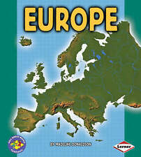 Pull Ahead Continents: Europe (Pull Ahead Books - Continents),Madeline Donaldson