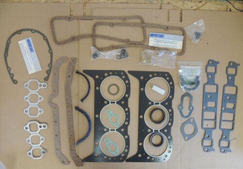 McCord Clevite 95-3063 Engine Kit Full set gaskets Fits GM 200-229 CID V6