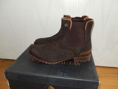 Stiefelette Arqueonautus Suede 38 Gr Choco New Stiefel n4wUw0qax