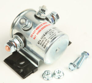 WARN 62871 ATV Winch Solenoid