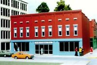 RIX PRODUCTS SMALLTOWN USA RUSTY'S GRAPHIC ARTS BUILDING Kit HO Scale 699-6028 Toys