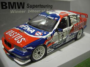 Car 962600 180 1 2 Supertouring Miniature 18 Dtm Bmw Fina Voiture Ut Bastos 6YXqfxzwv