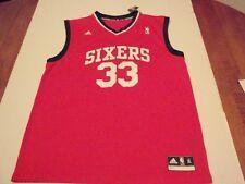 c145d801363 item 5 NEW Andrew Bynum Philadelphia 76ers Adidas NBA Jersey  33 Men Extra  Large (XL) -NEW Andrew Bynum Philadelphia 76ers Adidas NBA Jersey  33 Men  Extra ...