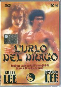 L-039-urlo-del-drago-2002-DVD-NUOVO-SIGILLATO-Bruce-Lee-Brandon-Lee-Toby-Russel