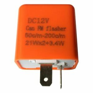 2-broches-Vitesse-reglable-LED-Indicateur-Resistance-relais-clignotant-Repa-E4S1