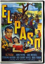 El Paso 1949 DVD - John Payne, Gail Russell, Sterling Hayden