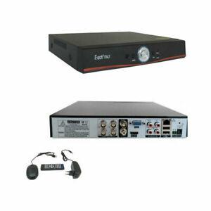 DVR-NVR-AHD-TVI-CVI-VIDEOSORVEGLIANZA-H264-HDMI-LAN-4CH-CANALI-AUDIO-VIDEO