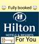縮圖 1 - Get your Hilton room key (worldwide) when it's fully booked.