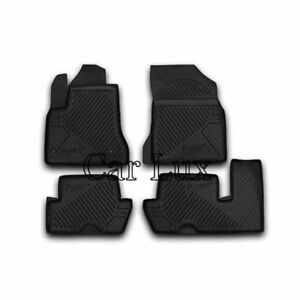 alfombras alfombrillas de goma a medida citroen c4 picasso desde 2006 tapis sol ebay. Black Bedroom Furniture Sets. Home Design Ideas