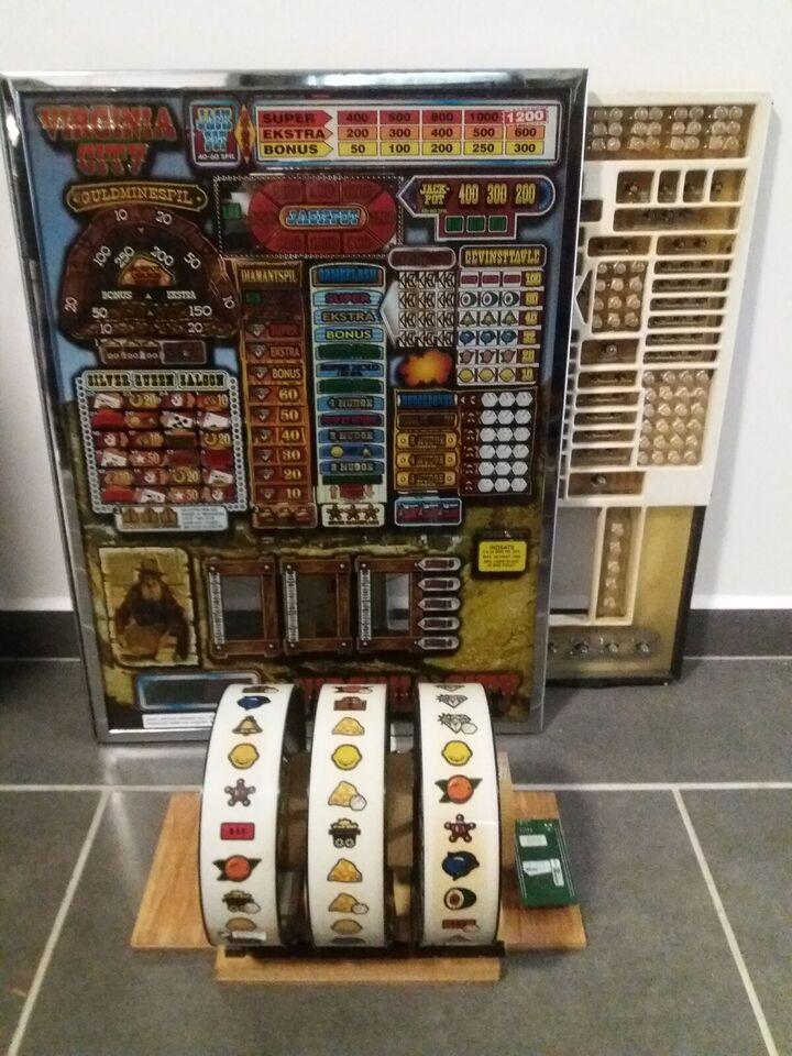 15 stk Byggesæt til maxi/mini, spilleautomat, God