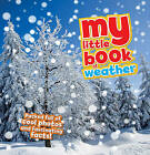 My Little Book of Weather by Claudia Martin (Hardback, 2016)
